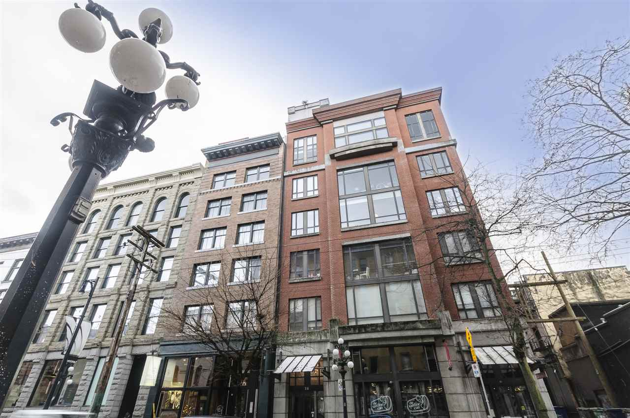 Sold: 401 - 28 Powell Street, Vancouver, BC