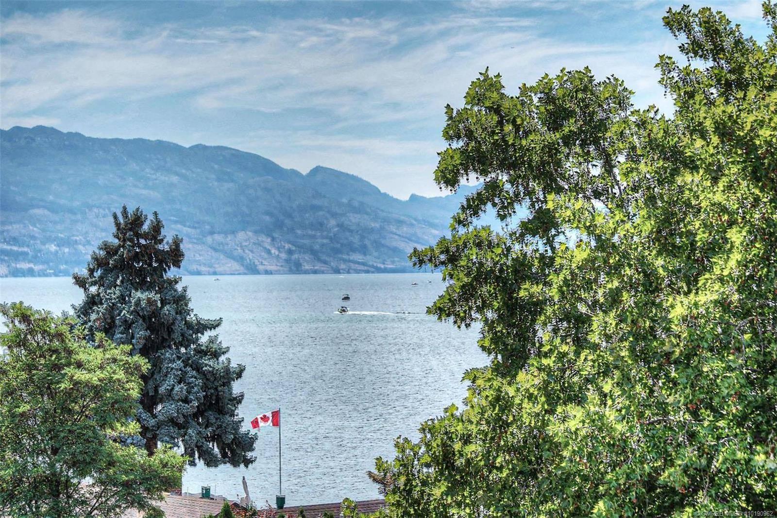 Condo for sale at 2901 Abbott St Unit 401 Kelowna British Columbia - MLS: 10190962