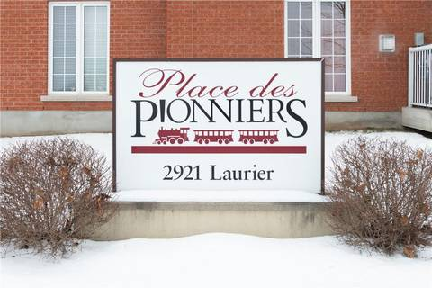 Condo for sale at 2921 Laurier St Unit 401 Clarence-rockland Ontario - MLS: 1136212