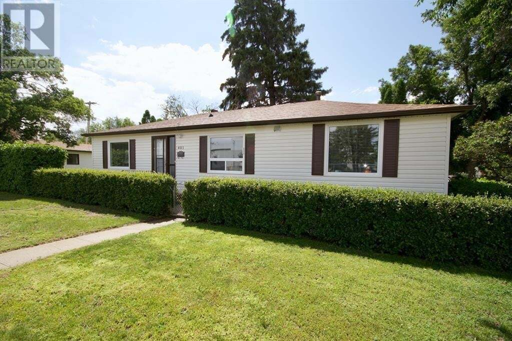 House for sale at 401 3 St Southeast Redcliff Alberta - MLS: A1010013