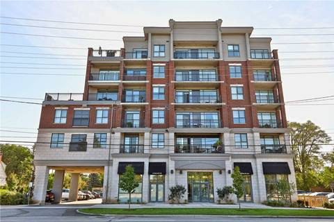 Condo for sale at 34 Plains Rd Unit 401 Burlington Ontario - MLS: W4606386