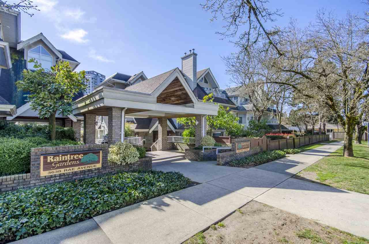 For Sale: 401 - 3638 Rae Avenue, Vancouver, BC | 2 Bed, 2 Bath Condo for $618000.
