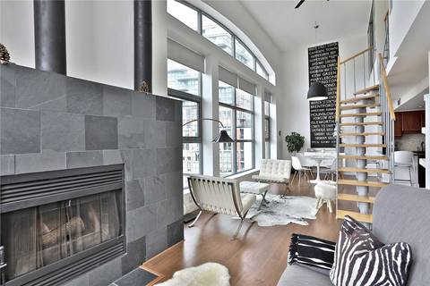 Condo for sale at 393 King St Unit 401 Toronto Ontario - MLS: C4524829