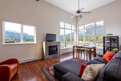 Condo for sale at 40437 Tantalus Rd Unit 401 Squamish British Columbia - MLS: R2371052