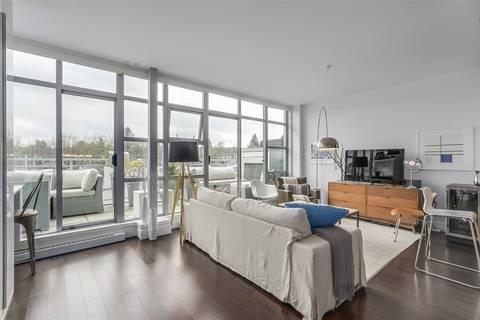 Condo for sale at 4375 10th Ave W Unit 401 Vancouver British Columbia - MLS: R2439100