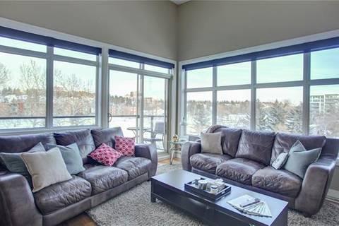 Condo for sale at 476 14 St Northwest Unit 401 Calgary Alberta - MLS: C4286082