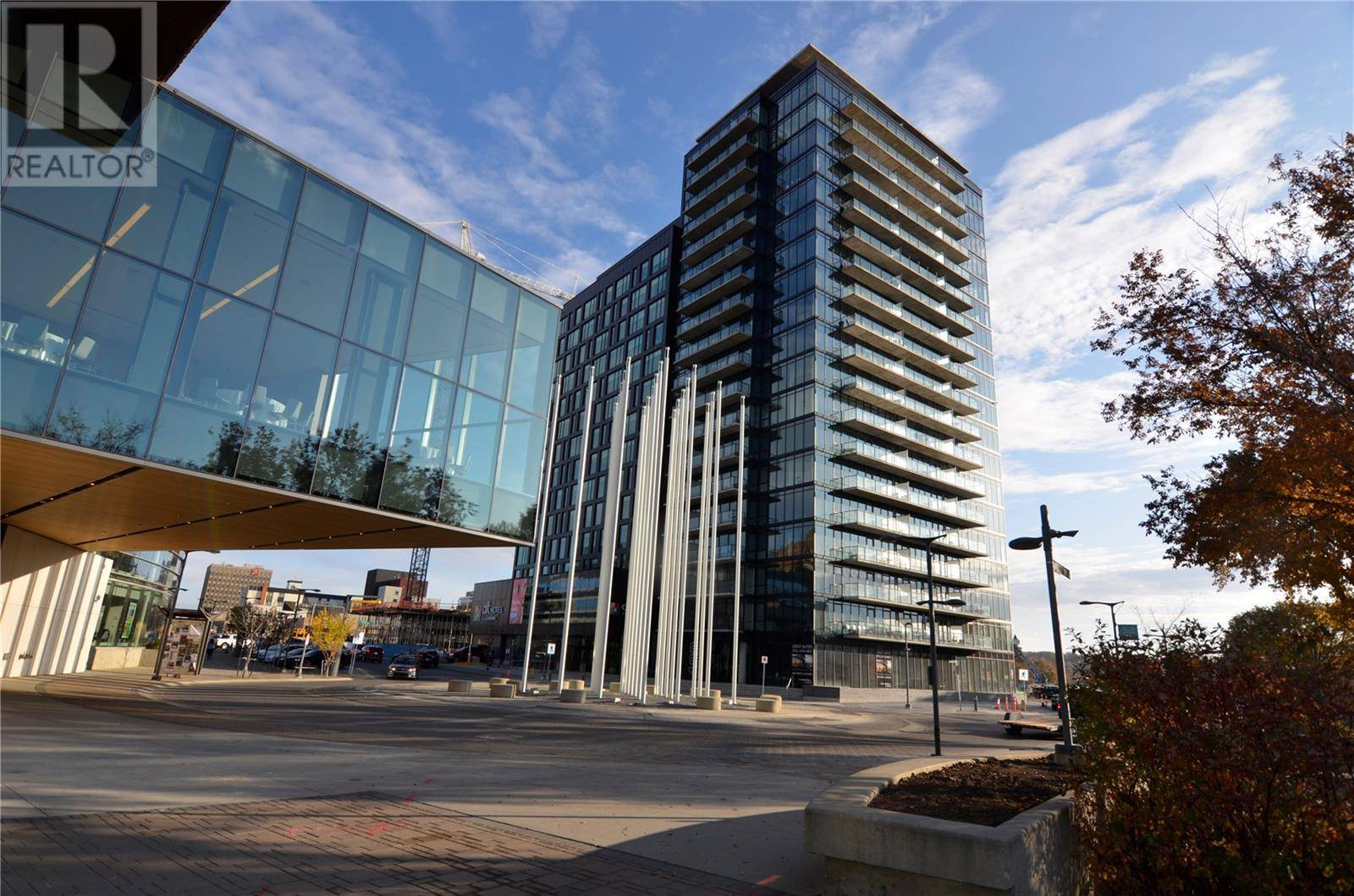 Condo for sale at 490 2nd Ave S Unit 401 Saskatoon Saskatchewan - MLS: SK789605