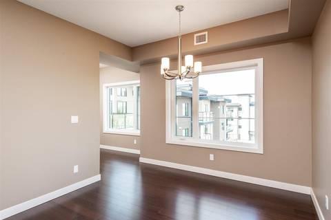 Condo for sale at 5025 Edgemont Blvd Nw Unit 401 Edmonton Alberta - MLS: E4183345