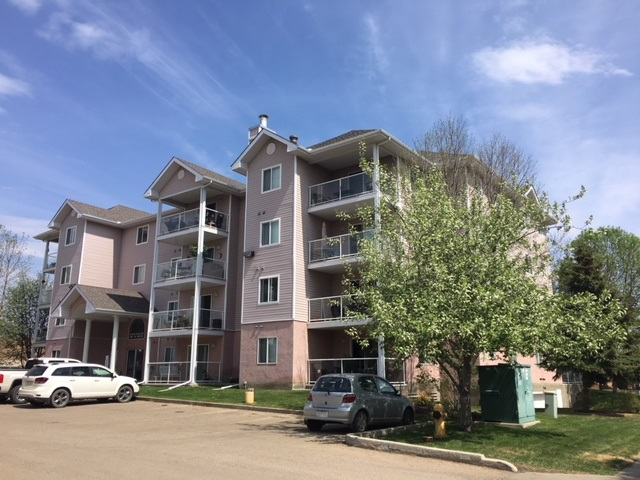 For Sale: 401 - 5102 49 Avenue, Leduc, AB | 2 Bed, 2 Bath Condo for $219,400. See 17 photos!