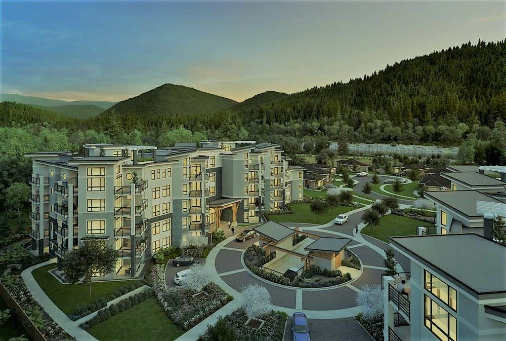 For Sale: 401 - 5380 Tyee Place, Chilliwack, BC | 2 Bed, 2 Bath Condo for $524,900. See 2 photos!
