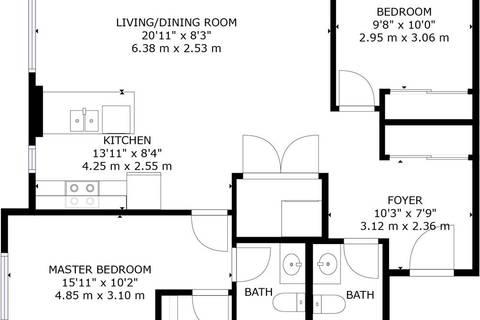 Condo for sale at 5404 7 Ave Sw Unit 401 Edmonton Alberta - MLS: E4161646