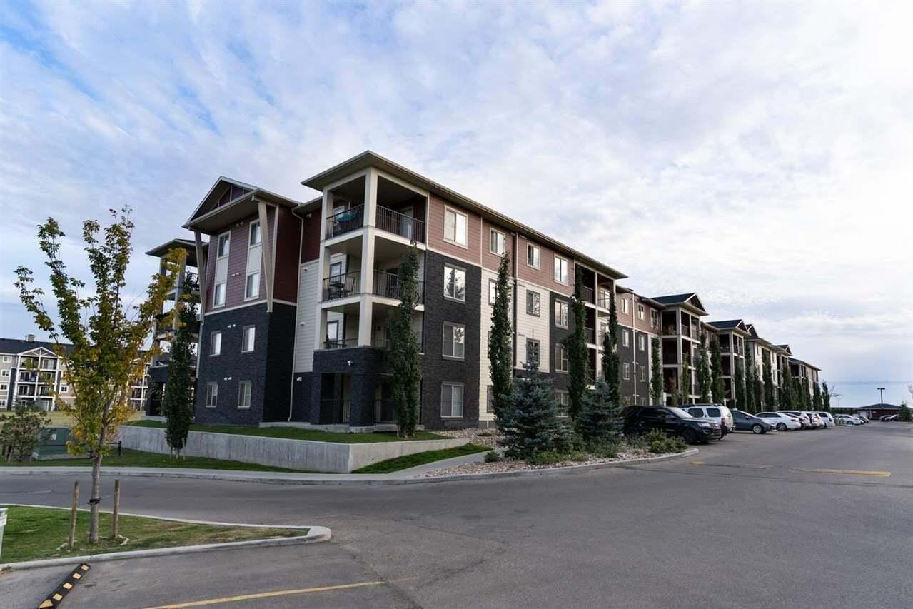 Condo for sale at 5816 Mullen Pl NW Unit 401 Edmonton Alberta - MLS: E4216291