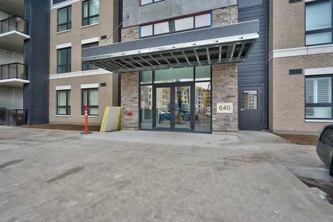 Apartment for rent at 640 Sauve St Unit 401 Milton Ontario - MLS: W4523591