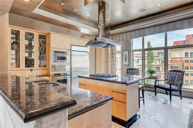 For Sale: 401 - 680 Princeton Way Southwest, Calgary, AB | 2 Bed, 2 Bath Condo for $2,199,000. See 36 photos!