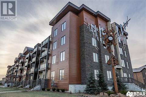 Condo for sale at 720 Yonge St Unit 401 Barrie Ontario - MLS: 30727799