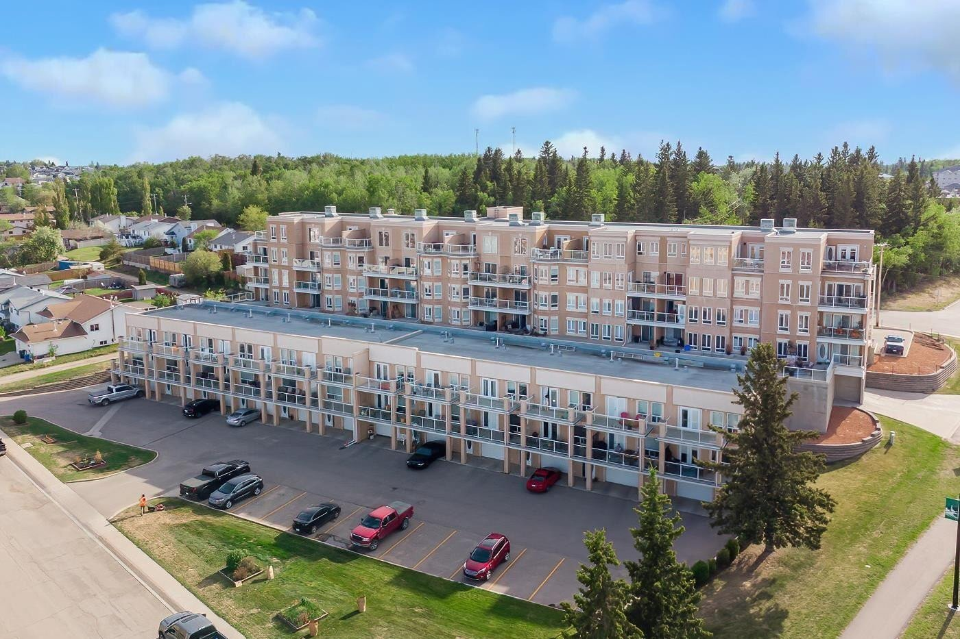 Condo for sale at 802 12 St Unit 401 Cold Lake Alberta - MLS: E4212840