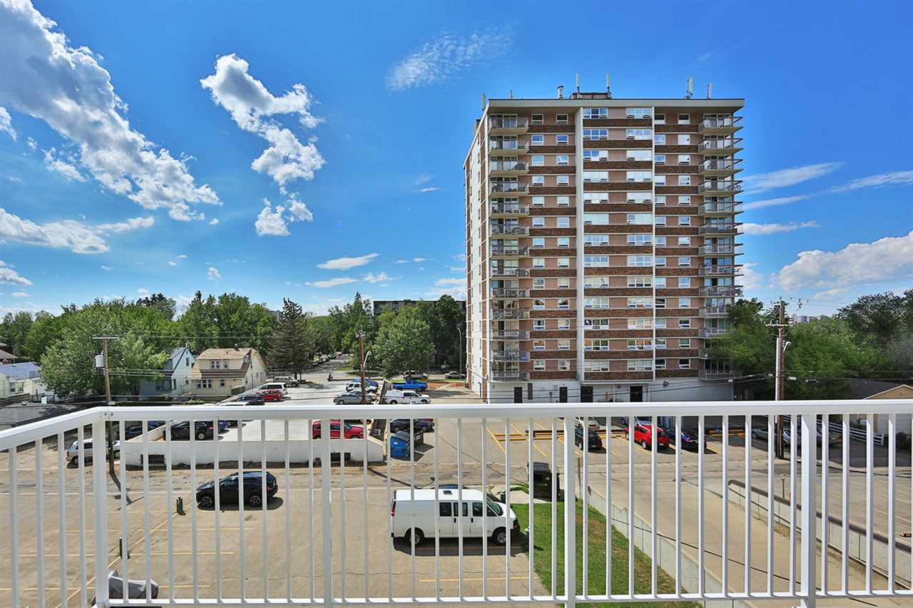 For Sale: 401 - 8604 Gateway Boulevard, Edmonton, AB | 1 Bed, 1 Bath Condo for $149,900. See 22 photos!