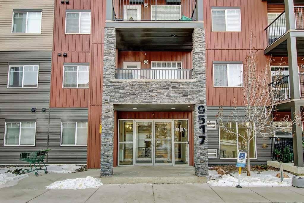 Condo for sale at 9517 160 Ave Nw Unit 401 Edmonton Alberta - MLS: E4183469