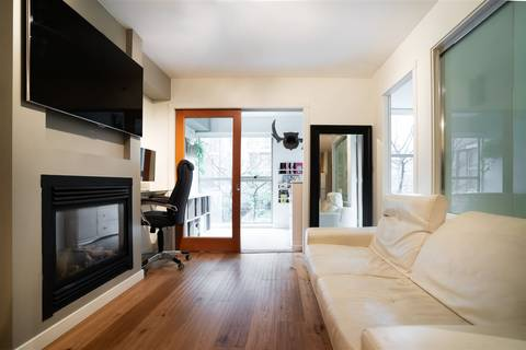 Condo for sale at 969 Richards St Unit 401 Vancouver British Columbia - MLS: R2437152