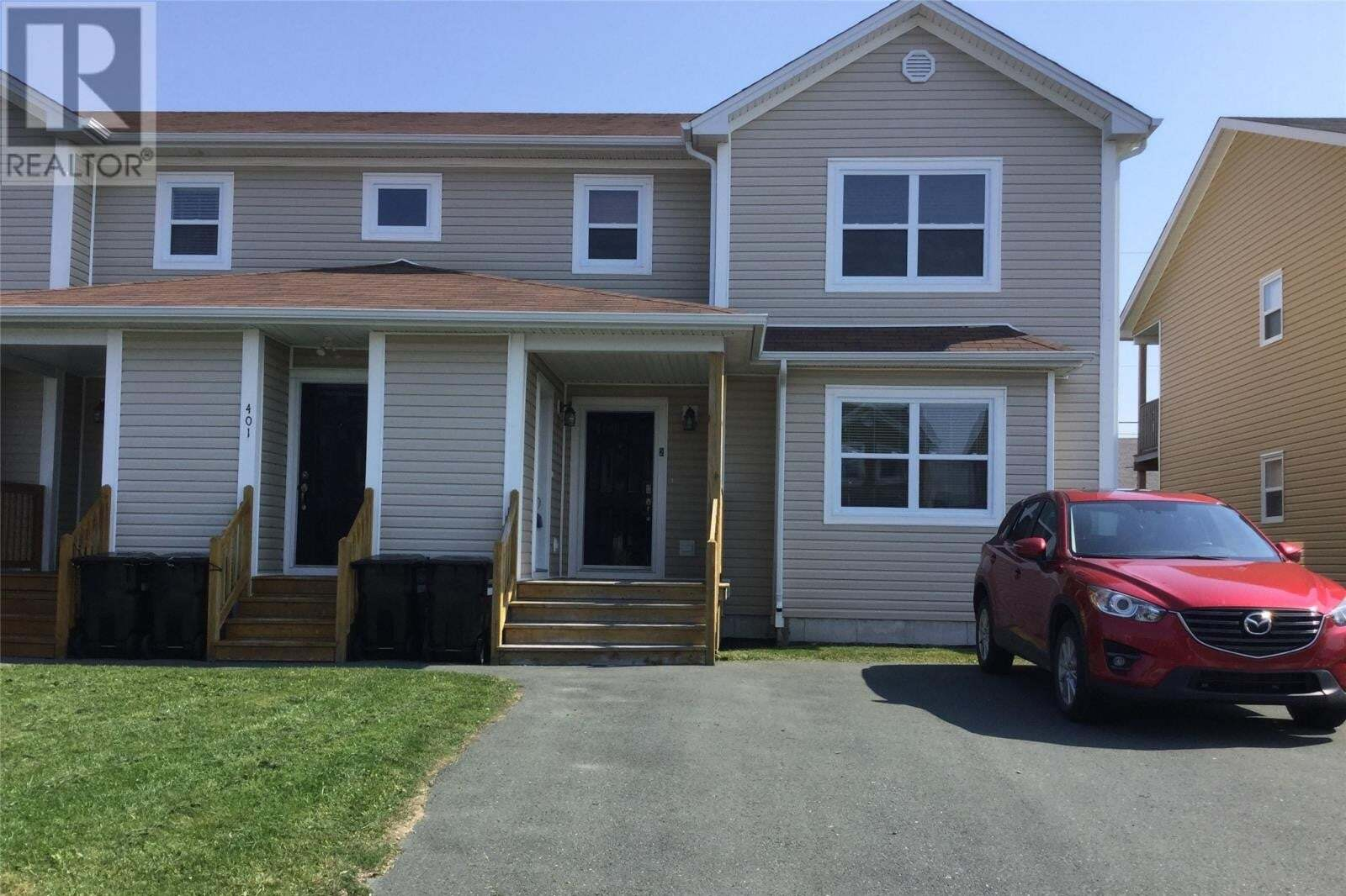 House for sale at 401 Blackmarsh Rd St John's Newfoundland - MLS: 1221064
