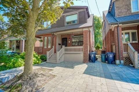 Townhouse for rent at 401 Davisville Ave Toronto Ontario - MLS: C4552659