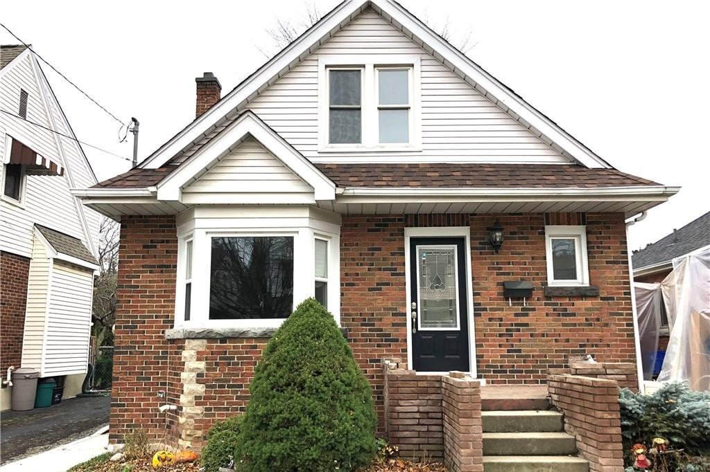 House for rent at 401 Herkimer St Hamilton Ontario - MLS: H4093818