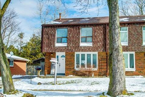 Townhouse for sale at 401 Rosedale Dr Whitby Ontario - MLS: E4690866