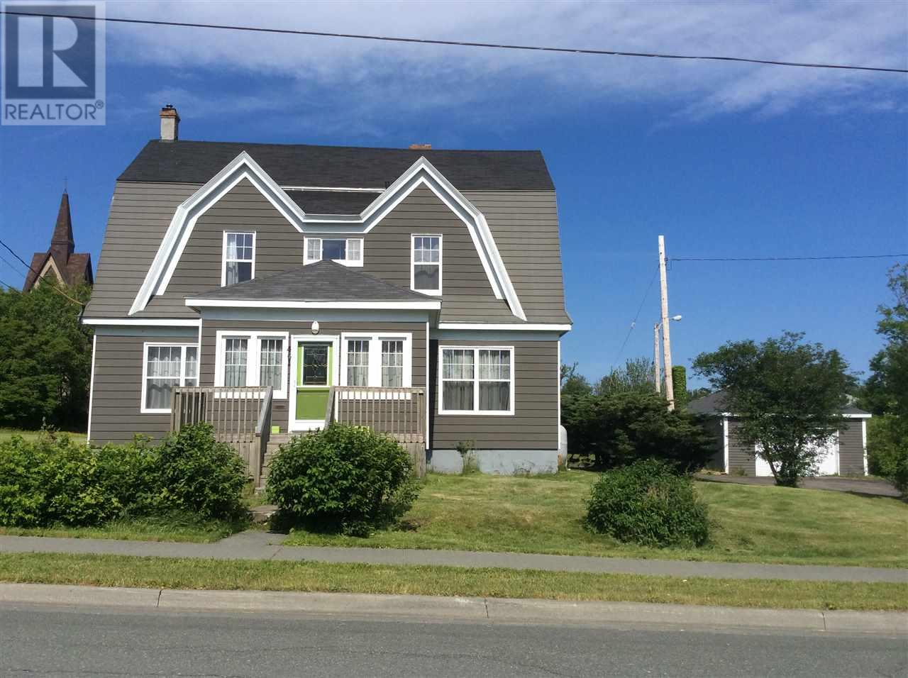 Removed: 401 Smith Streets, New Waterford, NS - Removed on 2018-12-10 04:12:17