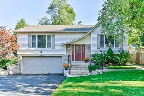 House for sale at 401 Swinburne Rd Burlington Ontario - MLS: W4710048