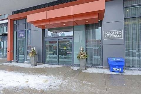 Apartment for rent at 4070 Confederation Pkwy Unit 4010 Mississauga Ontario - MLS: W4611332