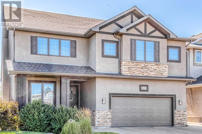 House for sale at 4010 Goldfinch Wy Regina Saskatchewan - MLS: SK819418