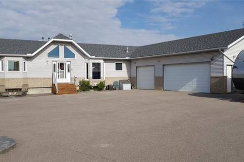 House for sale at 40107 299 Ave East Rural Foothills County Alberta - MLS: C4233028