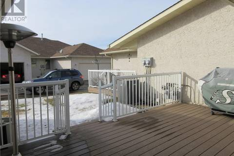 Townhouse for sale at 4012 Garnet St Regina Saskatchewan - MLS: SK801722