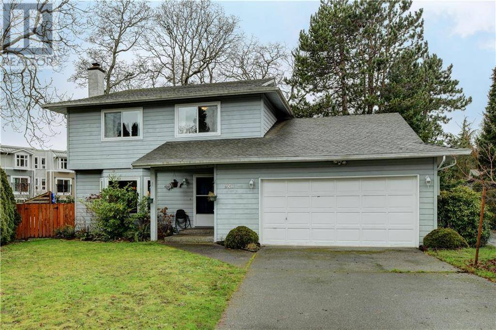 House for sale at 4012 Hopesmore Dr Victoria British Columbia - MLS: 419962