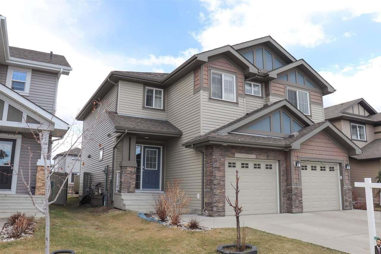 Townhouse for sale at 4013 6 St NW Edmonton Alberta - MLS: E4196285