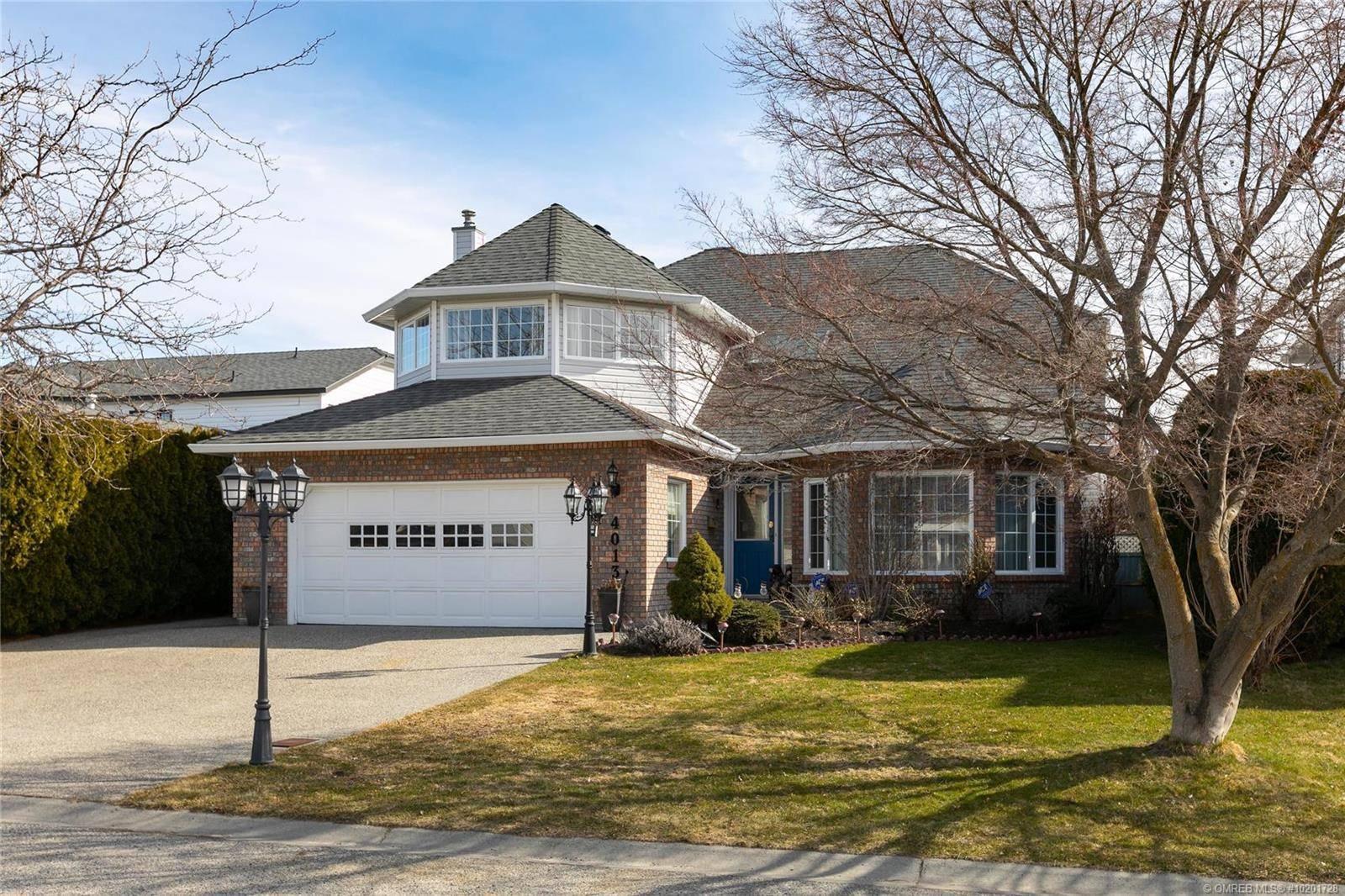 House for sale at 4013 Santa Anita Pl Kelowna British Columbia - MLS: 10201728