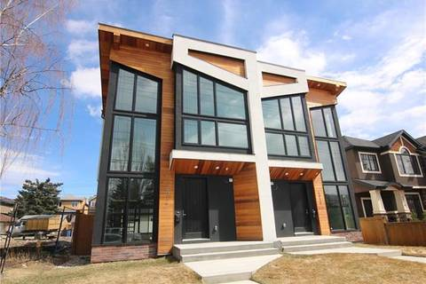 Townhouse for sale at 4014 19 St Southwest Calgary Alberta - MLS: C4285794