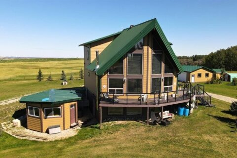 House for sale at 40140 Township 283 Rd Rural Rocky View County Alberta - MLS: A1027331