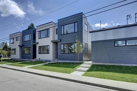 Townhouse for sale at 4015 8 Ave Southwest Calgary Alberta - MLS: C4259467