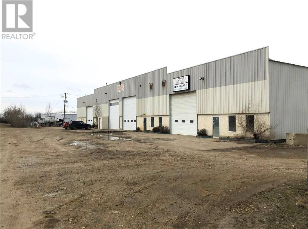 Commercial property for sale at 4016 Charles St Red Deer County Alberta - MLS: ca0184639