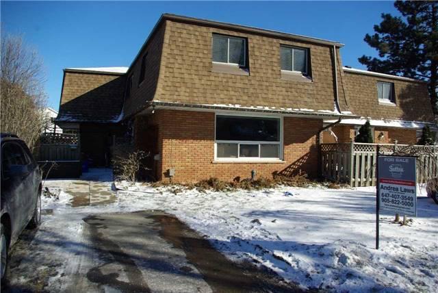 For Sale: 4016 Longmoor Drive, Burlington, ON   3 Bed, 2 Bath Townhouse for $449,000. See 11 photos!