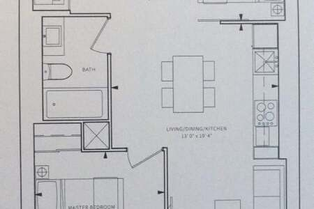 Apartment for rent at 85 Wood St Unit 4017 Toronto Ontario - MLS: C4759548