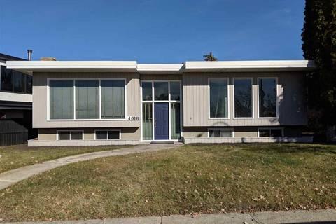 House for sale at 4018 Ada Blvd Nw Edmonton Alberta - MLS: E4138754