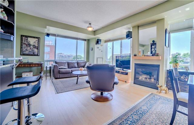 For Sale: 401w - 500 Queens Quay , Toronto, ON | 2 Bed, 2 Bath Condo for $1,298,000. See 20 photos!