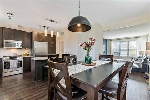 Townhouse for sale at 10 Auburn Bay Ave Southeast Unit 402 Calgary Alberta - MLS: C4245280
