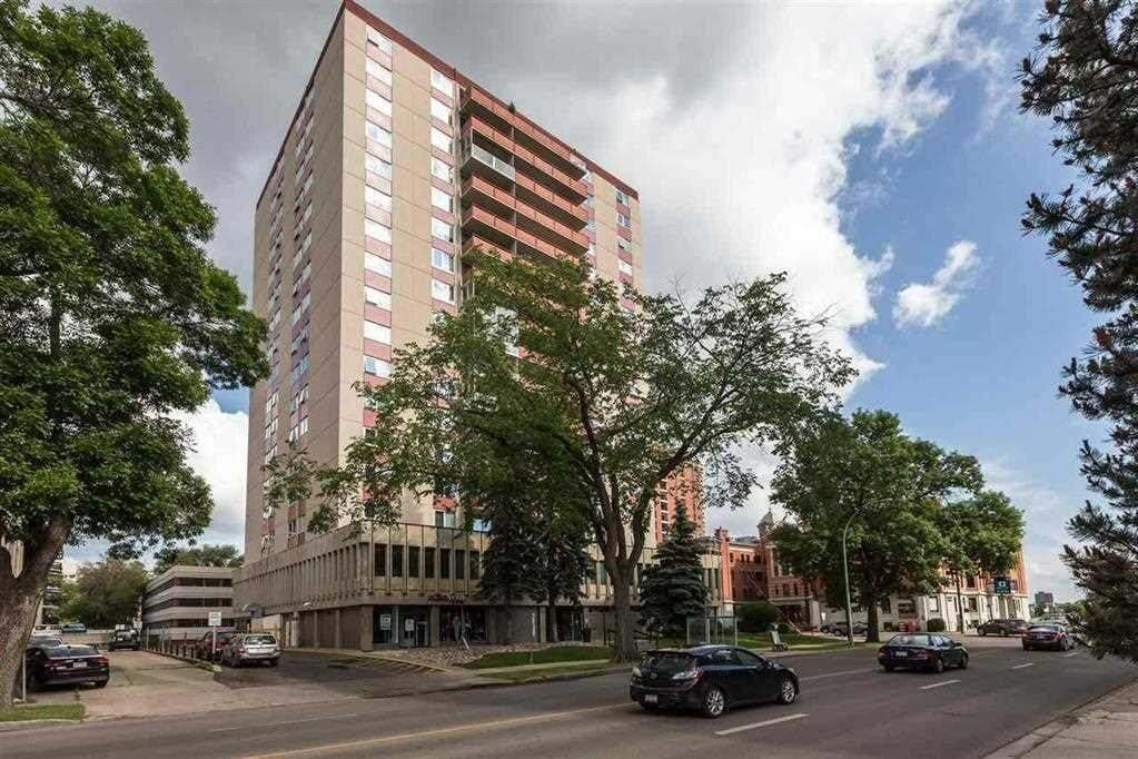 Condo for sale at 10011 116 St NW Unit 402 Edmonton Alberta - MLS: E4215446