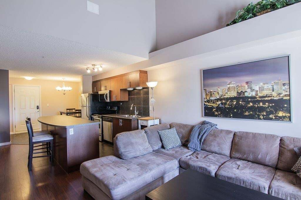 Condo for sale at 10118 106 Av NW Unit 402 Edmonton Alberta - MLS: E4194888