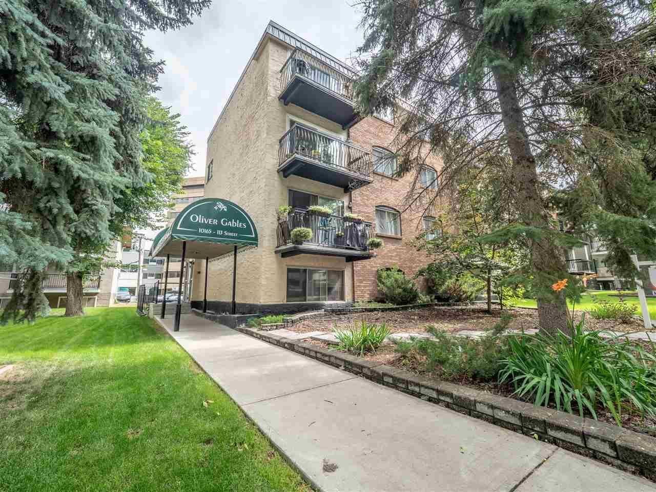 Buliding: 10165 113 Street Northwest, Edmonton, AB