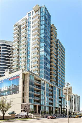 Condo for sale at 1025 5 Ave Southwest Unit 402 Calgary Alberta - MLS: C4254489