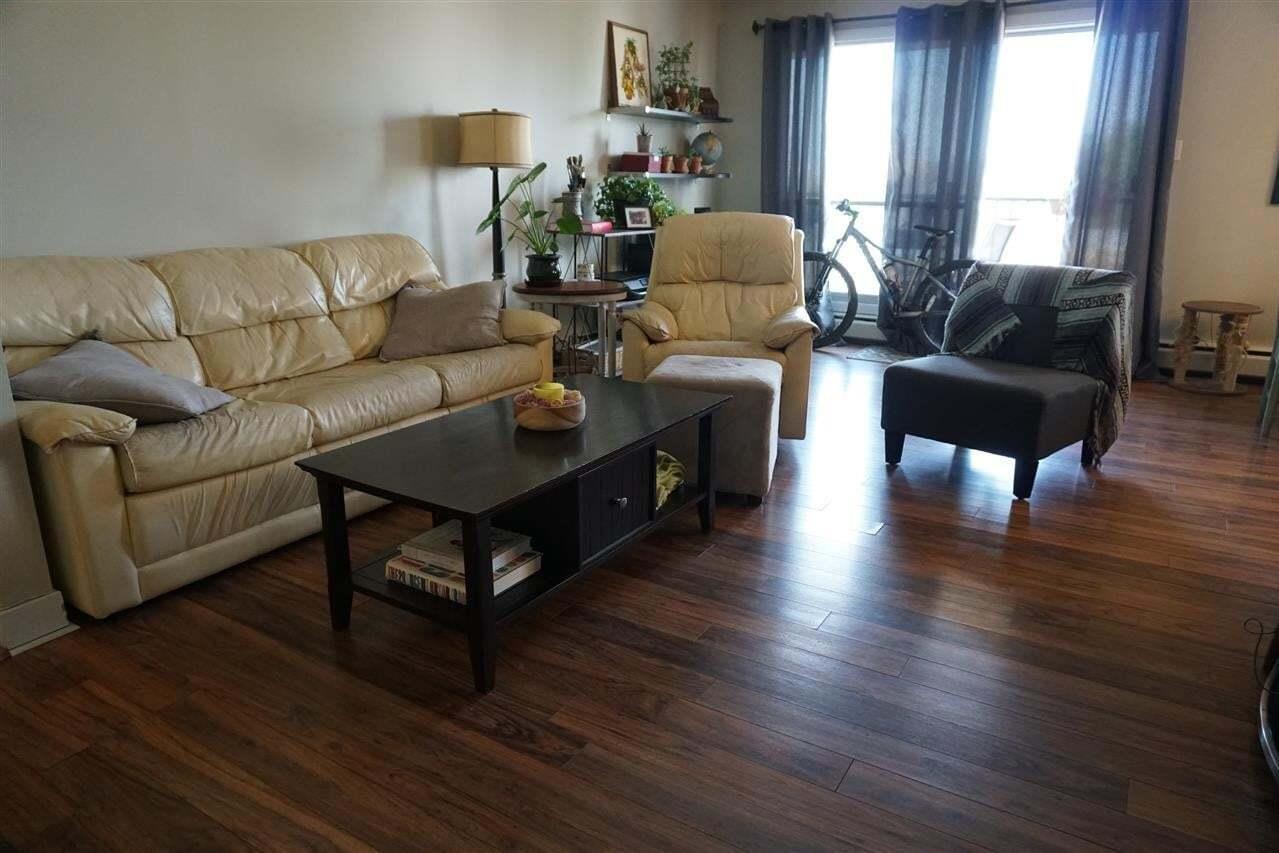 Condo for sale at 10335 117 St NW Unit 402 Edmonton Alberta - MLS: E4202829